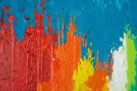 20 Top Rainbow Butterfly Wall Art | Wall Art Ideas
