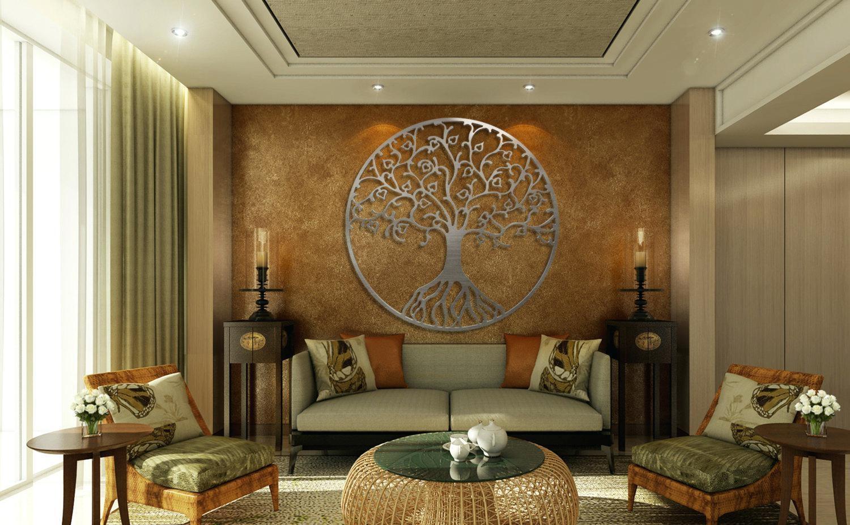 20 Inspirations Wicker Rattan Wall Art