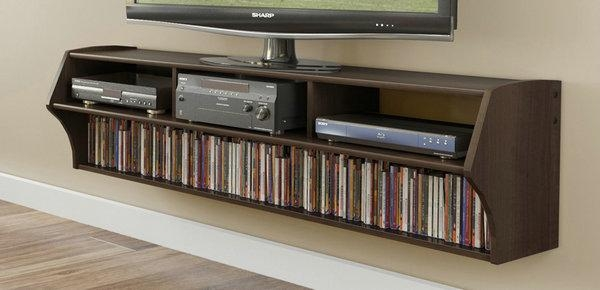 20 Best Wall Mounted Tv Stands For Flat Screens Tv