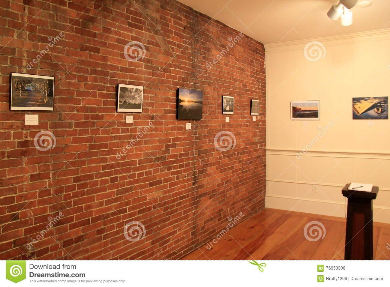 Wall Art For Brick Walls 2019 Latest Hanging Wall Art For Brick Wall Wall Art Ideas
