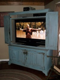 2018 Latest Enclosed Tv Cabinets With Doors | Tv Cabinet ...