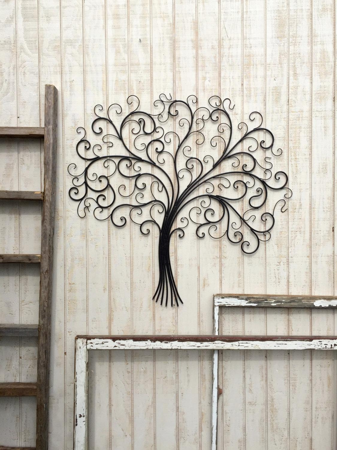 Metal Artwork Home Decor 20 Best Collection Of Copper Wall Art Home Decor Wall