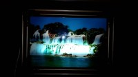 20 Photos Moving Waterfall Wall Art | Wall Art Ideas