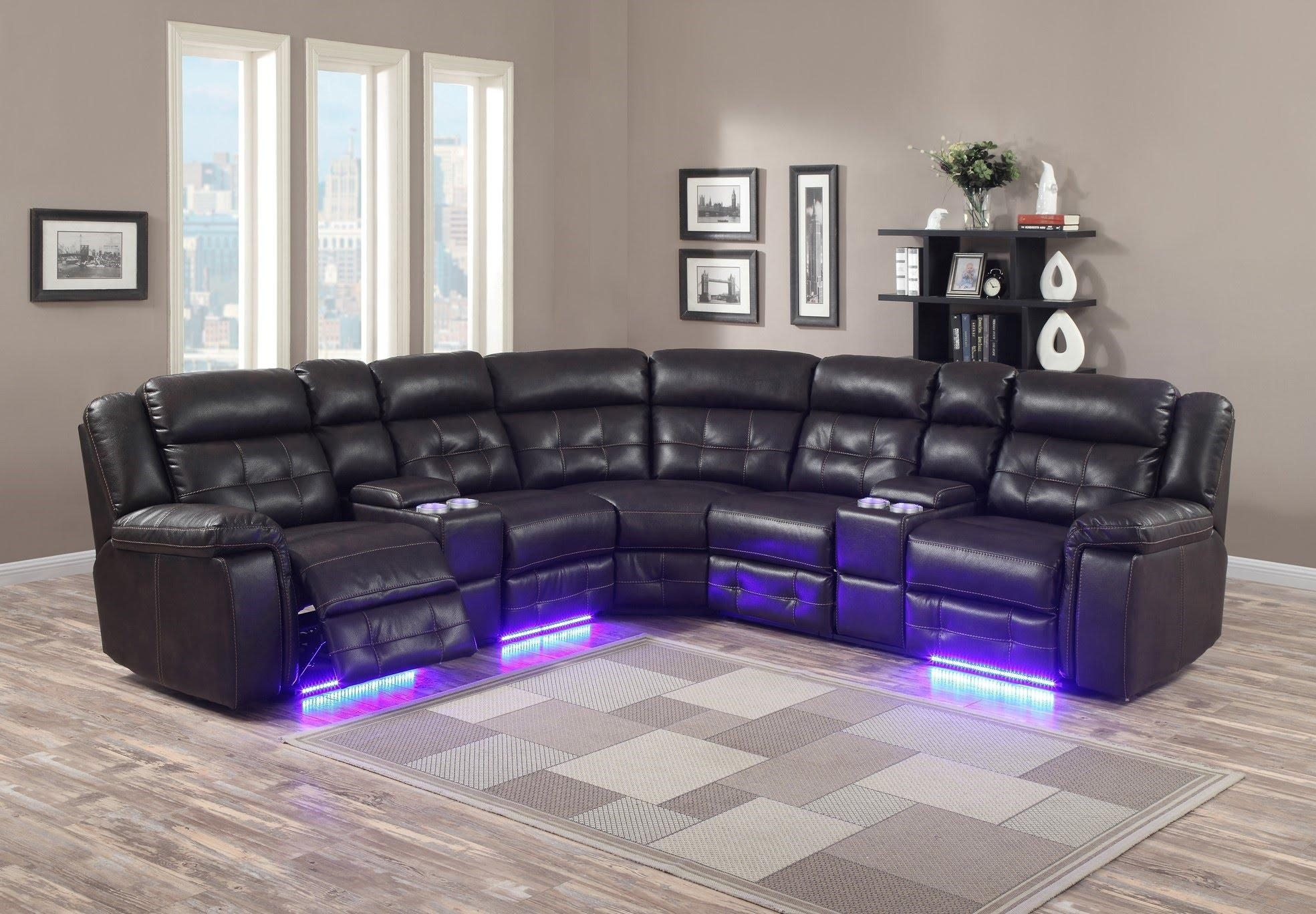Corner Couches For Sale 21 43 Choices Of Sofas With Lights Sofa Ideas