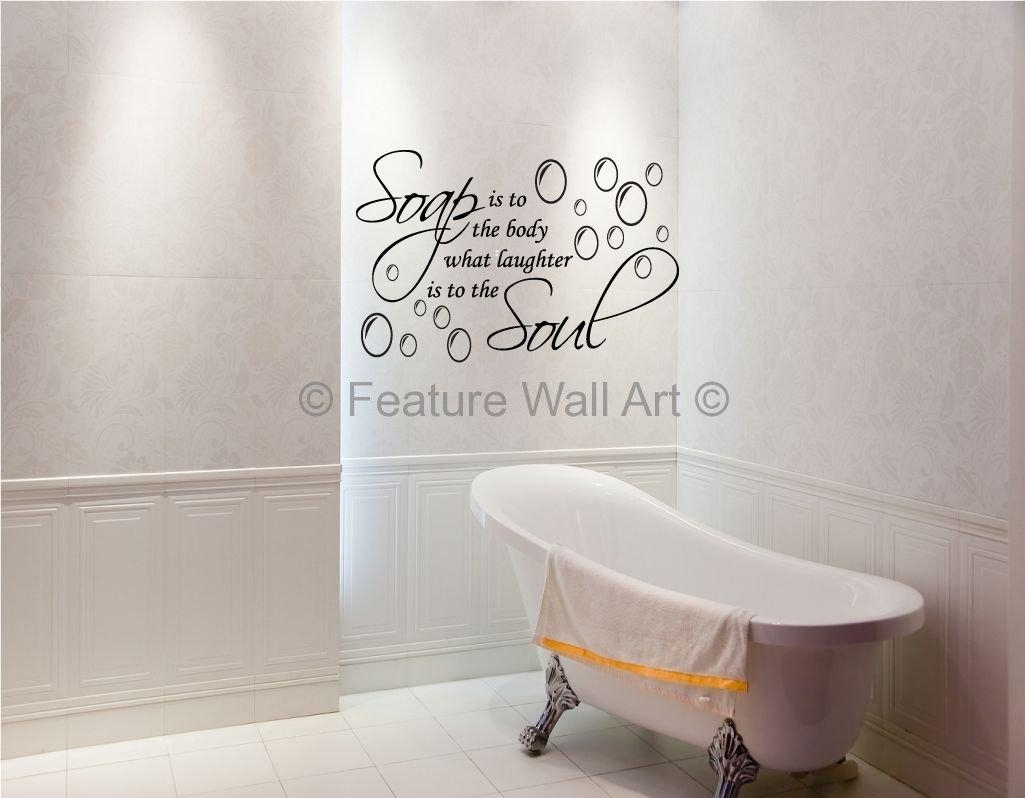 rules wall art kids bathroom for engrossing with photo of