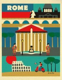 20 Best Ideas Italian Travel Wall Art | Wall Art Ideas