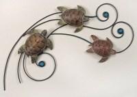 20+ Choices of Sea Turtle Metal Wall Art | Wall Art Ideas