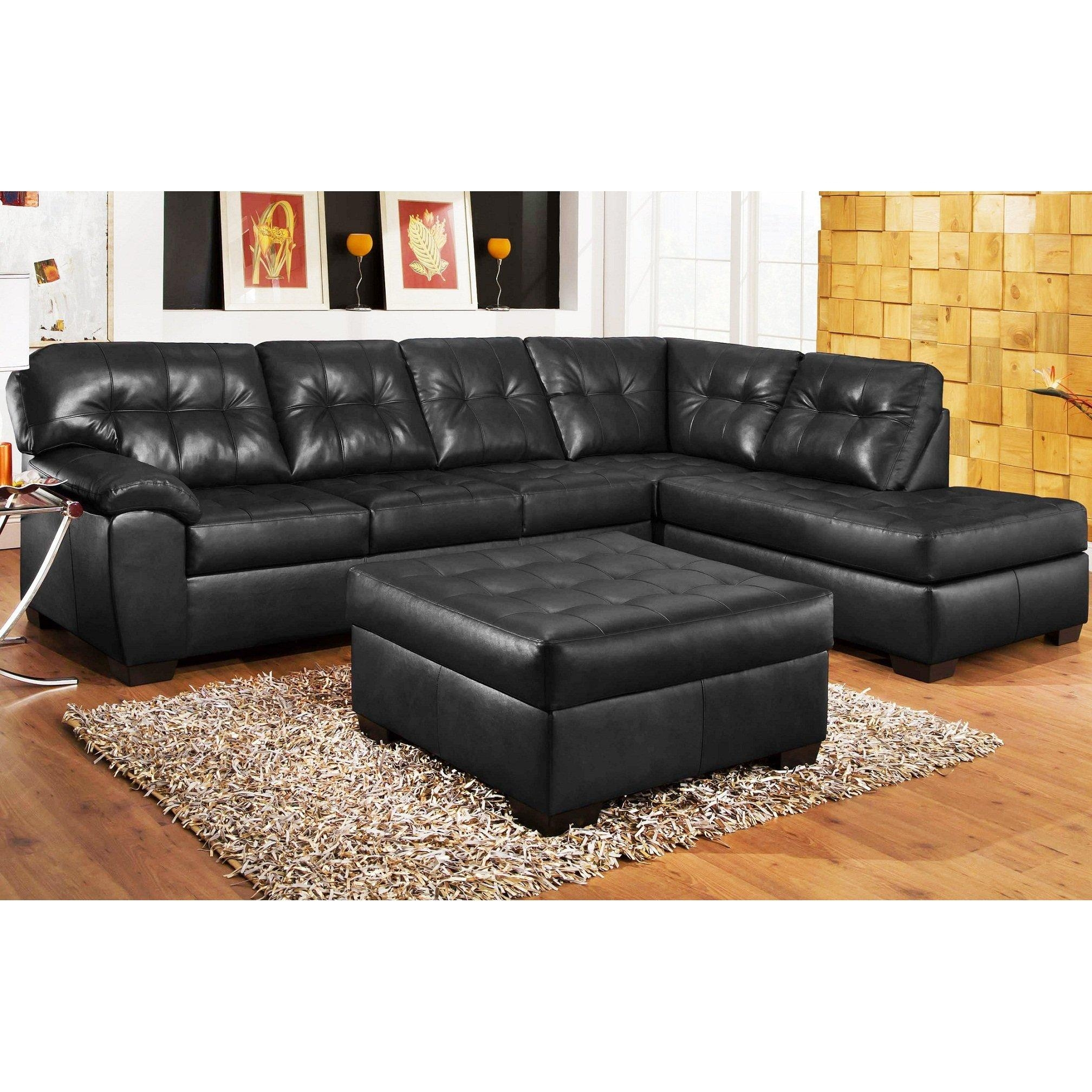 Sofa Set Sale In Dubai 21 Collection Of Black Leather Sectional Sleeper Sofas