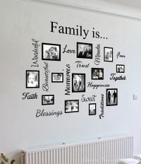 20 Photos Family Wall Art Picture Frames | Wall Art Ideas