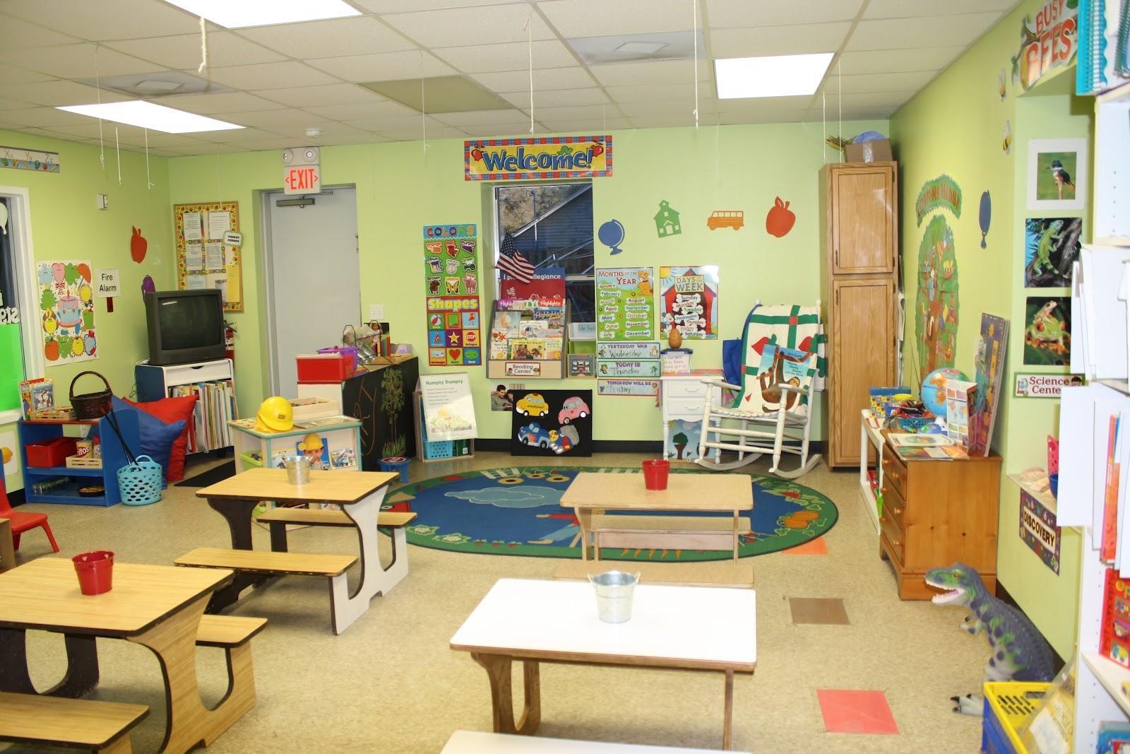 20+ Choices of Wall Art for Kindergarten Classroom