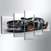 20 Ideas of Ford Mustang Metal Wall Art | Wall Art Ideas