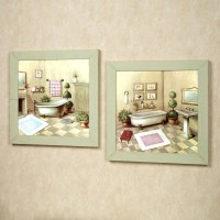 20 Top French Bathroom Wall Art | Wall Art Ideas