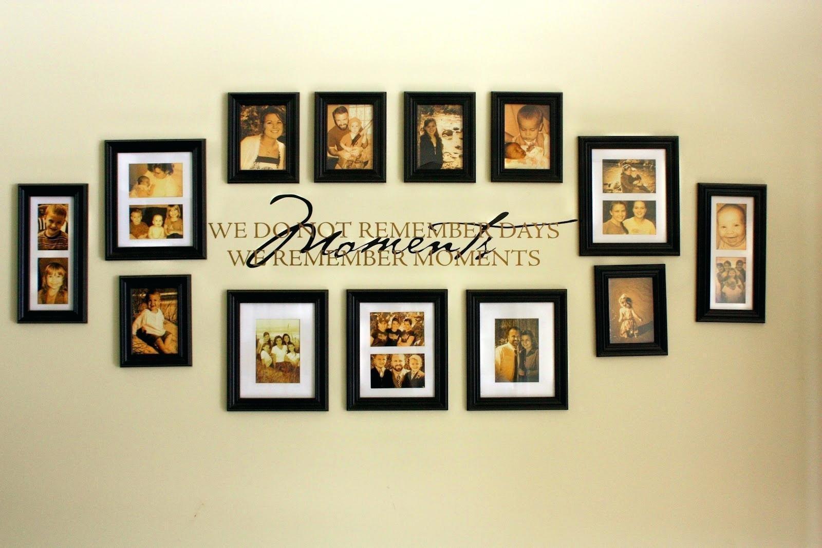 Wall Art Family Rules - Elitflat