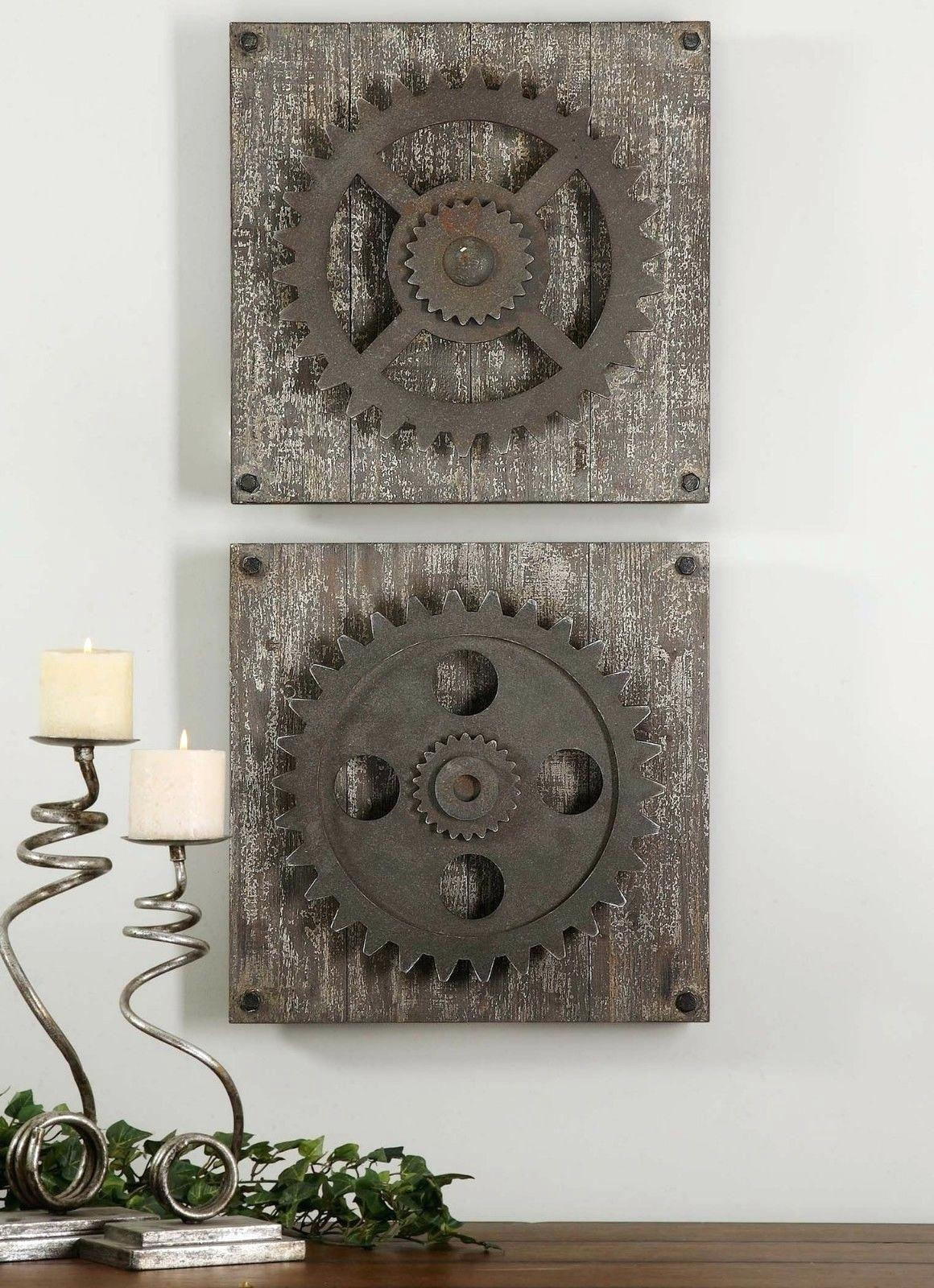 Industrial Chic Curtains 20 Top Diy Industrial Wall Art Wall Art Ideas