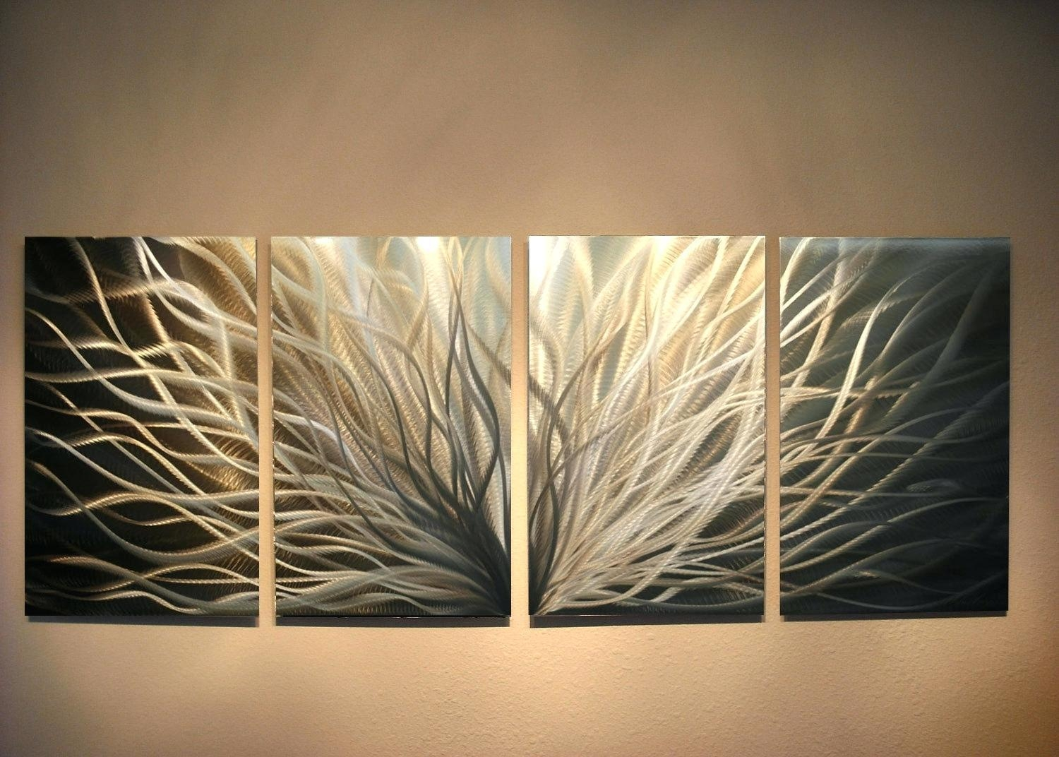 Art Decor 20 Photos Diy Metal Wall Art Wall Art Ideas