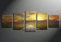 20+ Choices of Multi Piece Canvas Wall Art | Wall Art Ideas