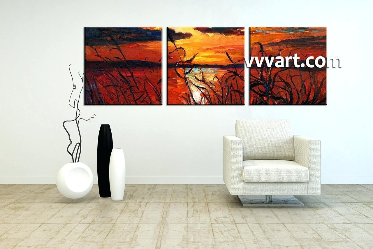 Oversized Modern Wall Art 2019 Latest Extra Large Contemporary Wall Art Wall Art Ideas