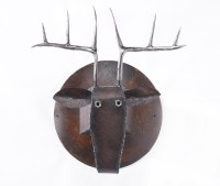 20 Best Collection of Metal Animal Heads Wall Art | Wall ...