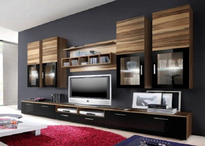 2018 Latest Tv Cabinets And Wall Units Tv Cabinet And Stand Ideas
