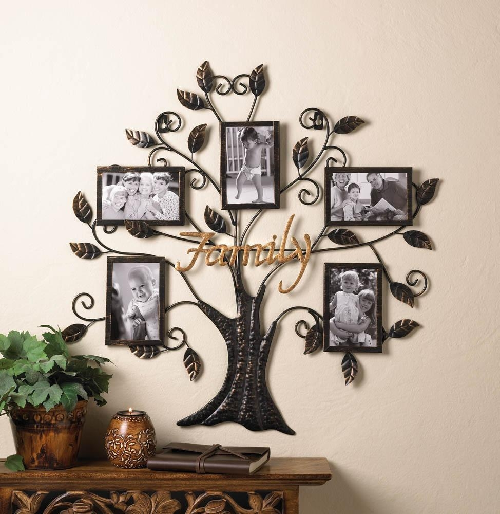 20 Photos Family Wall Art Picture Frames