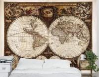 20 Best New Zealand Map Wall Art | Wall Art Ideas