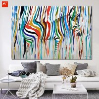 15 Best Collection of Colourful Abstract Wall Art | Wall ...