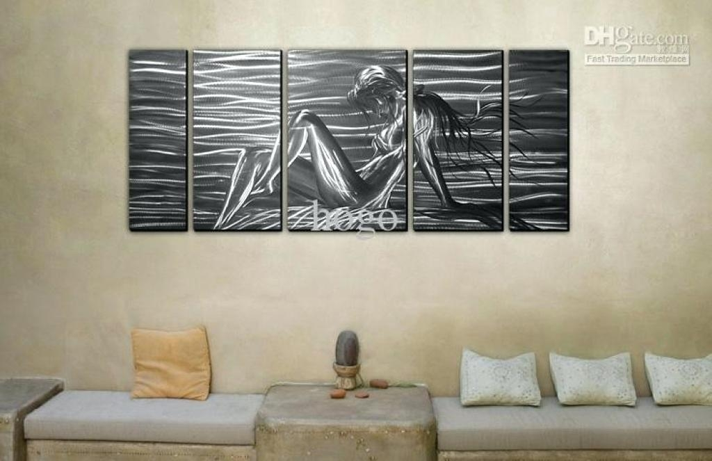 20 Inspirations Abstract Aluminium Wall Art
