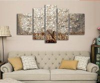 Wall Art Ideas: Gold Canvas Wall Art (Explore #10 of 15 ...