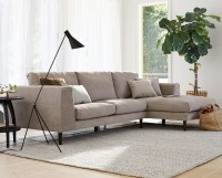 10 Photos Dania Sectional Sofas   Sofa Ideas