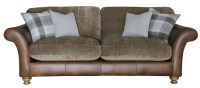 Leather Fabric Combo Sofa Leather And Cloth Sofa S Fabric ...