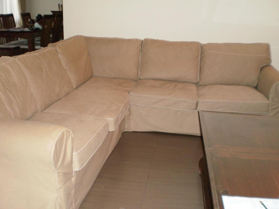 Big Sofa Covers | Verfuhrerisch Big Sofa Beige Couchbezug Cor ...