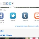 Flickr improves share functionality to include Facebook & Twitter