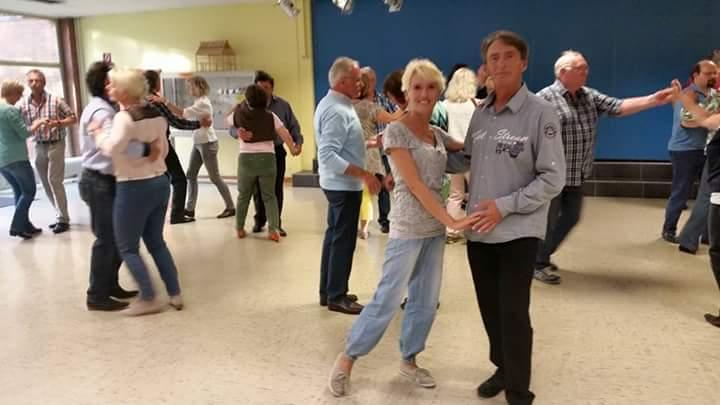 West Coast Swing Workshop beim TuS Bergen