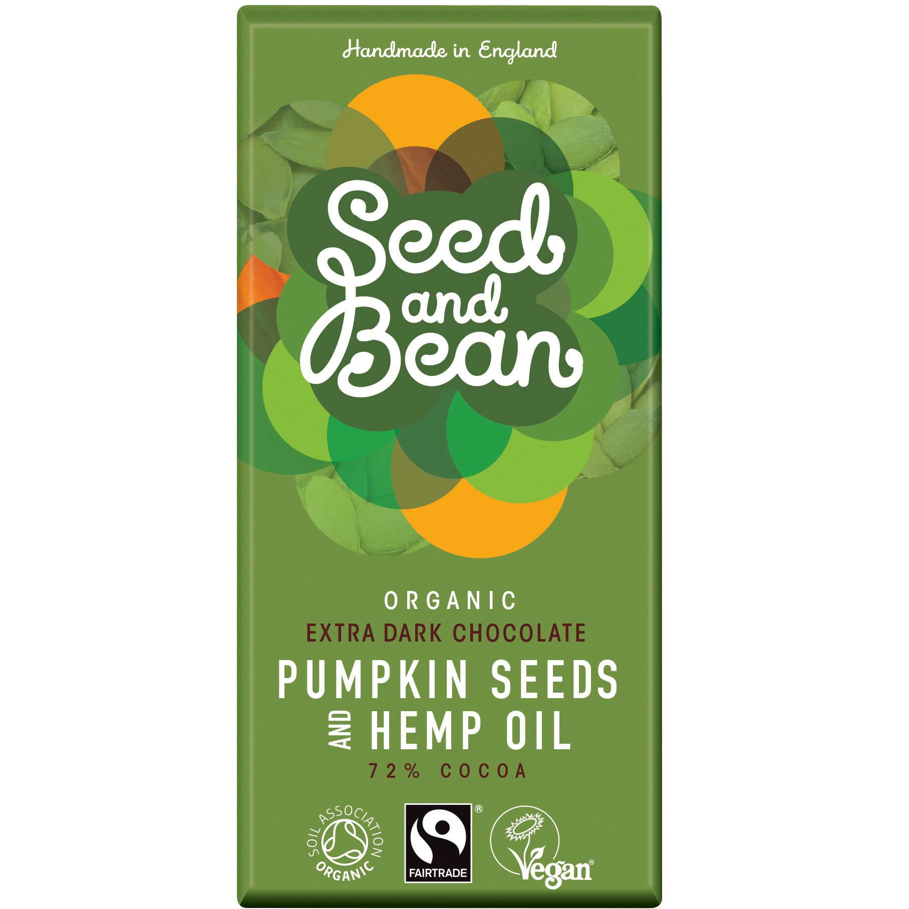 Www.twenga.de Pumpkin Seeds Hemp Oil 72 Extra Dark Seed Bean Vegan Organic Chocolate Bar 85g