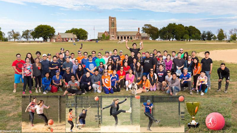 3rd Annual Asian American Kickball Tournament Tap