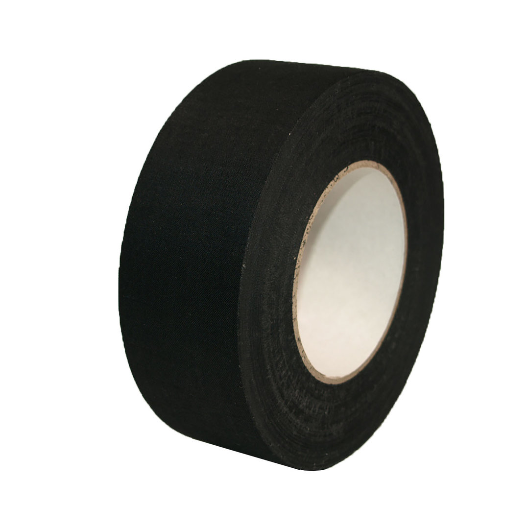 Textilklebeband Schwarz High Tack Rayon Cloth Tape Cotton Cloth Protection Tape