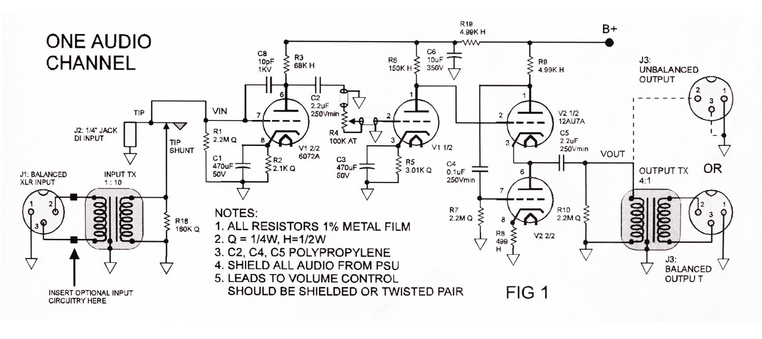 in addition microphone pre circuit op on pre amp wiring diagram