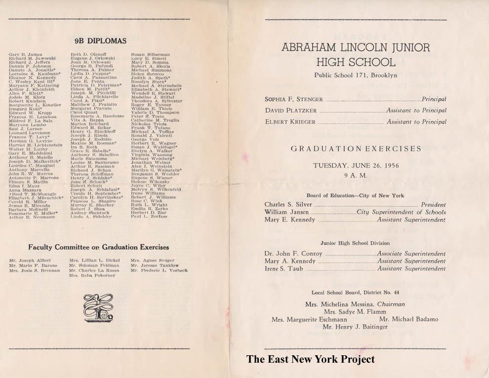 5th grade graduation program template - Alannoscrapleftbehind