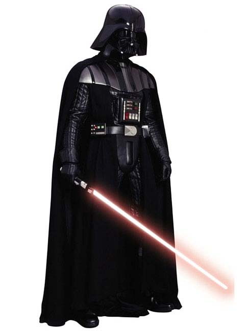 Darth Vader Bettwäsche Wandsticker Star Wars Sith Lord Darth Vader | Tapetenwelt