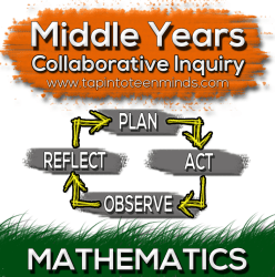 Middle Years Collaborative Inquiry (MYCI) in Ontario Mathematics