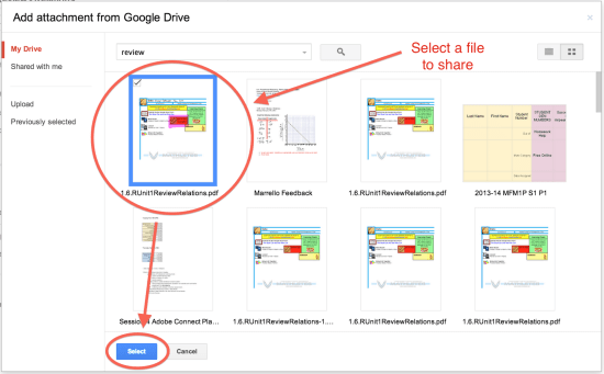 Add Attachment From Google Drive to Google Calendar