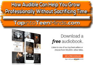 How Audible Can Help You Grow Professionally Without Sacraficing Time