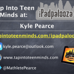 Tap Into Teen Minds at iPadpalooza Slide Deck