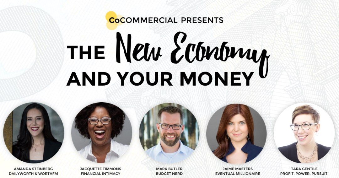 ANNOUNCING: The New Economy & Your Money