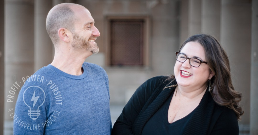 Starting A New Business with A Bang—and Clear Priorities—with Edios Media founders Elizabeth Madariaga & Michael Karsh