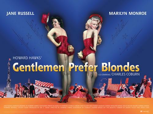 Baby Girl Word Wallpaper Gentlemen Prefer Blondes Tara Hanks