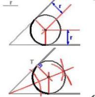 Enlace de dos rectas