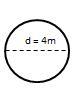circulo trazo perimetro