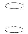 sólido cilindro