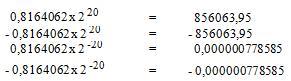 Expresiones decimales